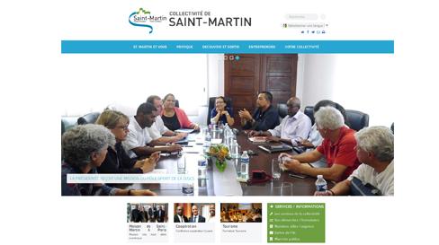 Collectivité de Saint-Martin