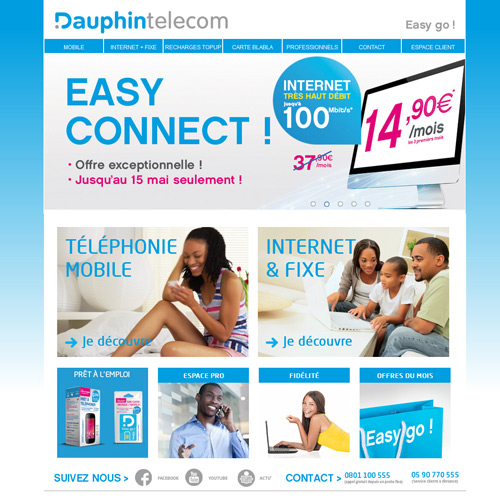 Dauphin Telecom Coorporate