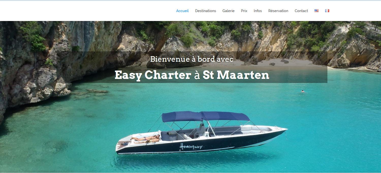 Easy Charter St Martin