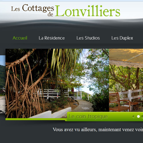 Cottages de Lonvilliers